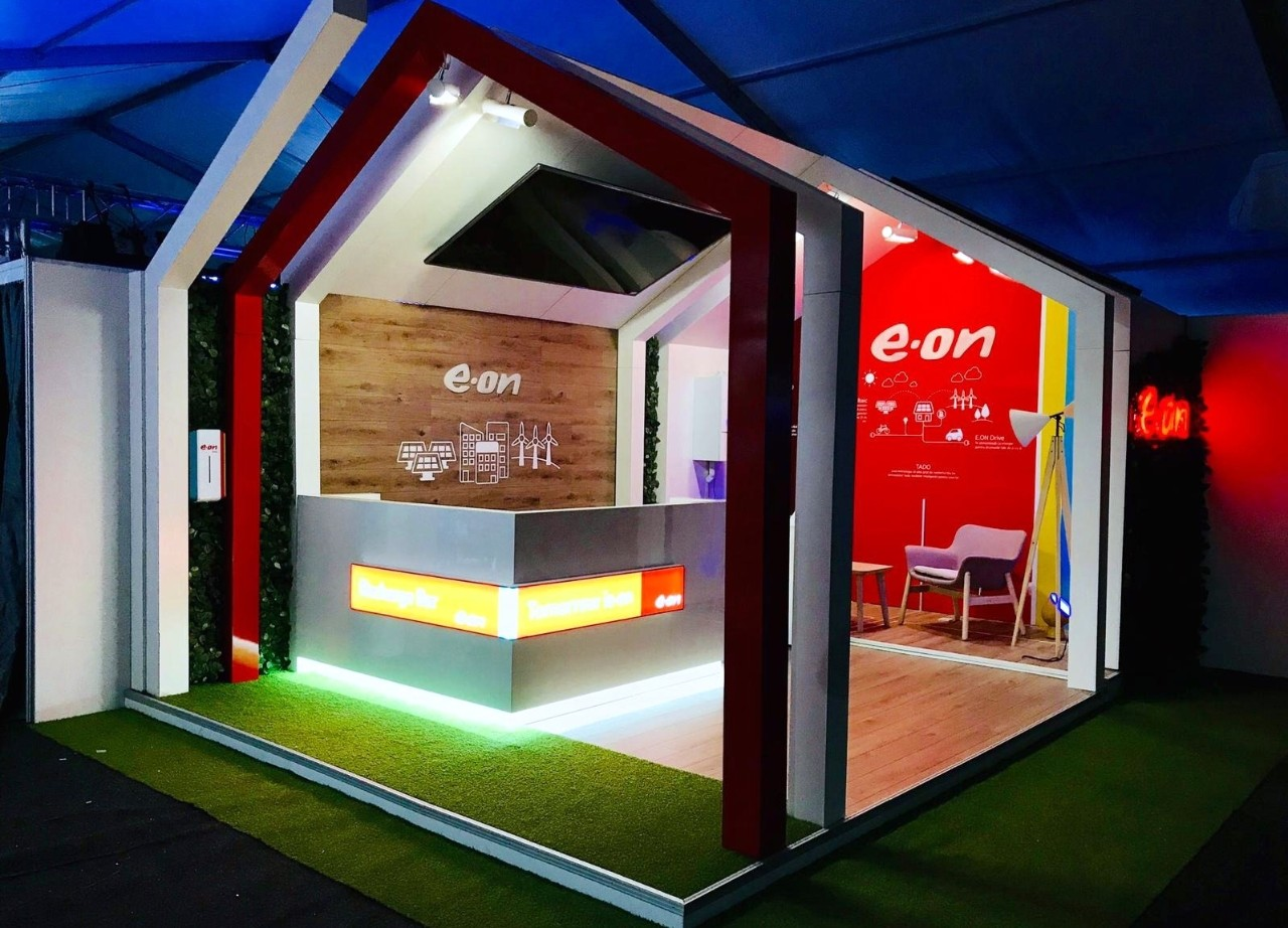 E.ON Smart Home la Techsylvania 2019